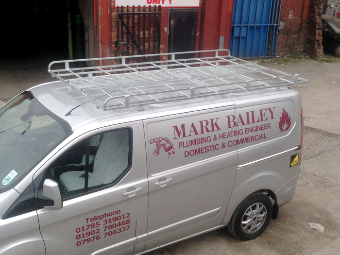 Roof Racks For A Ford Transit