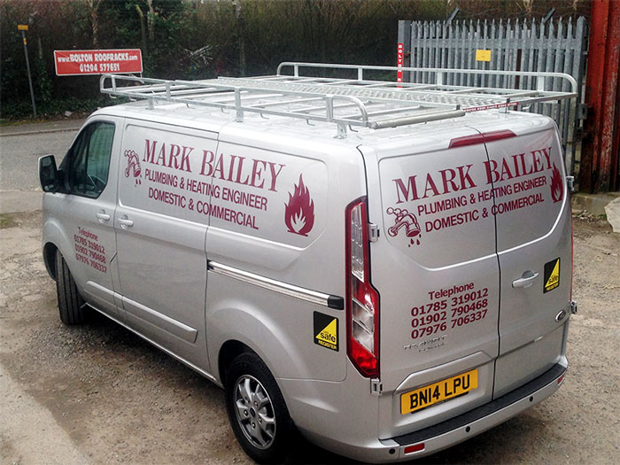 Get The Best Out Of Your Ford Transit By Adding A Roof Rack