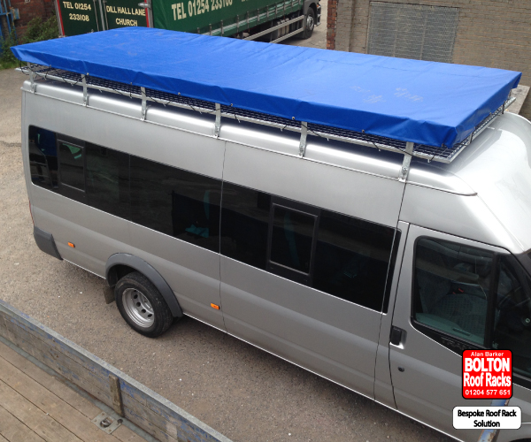 Bespoke Roof Rack Covers
