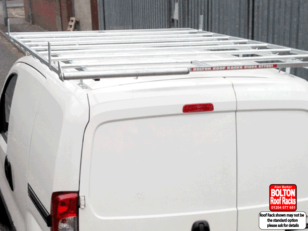Citroen Nemo Roof Racks From Bolton Roof Racks Ltd