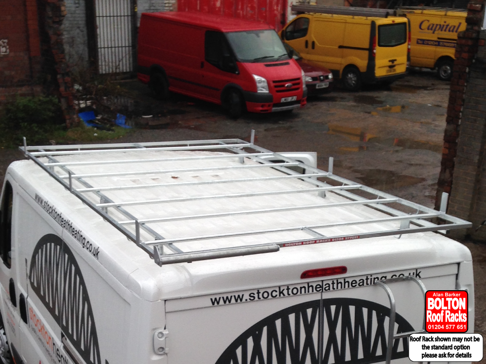 Citroen Relay L1H1 Roof Rack from Bolton Roof Racks