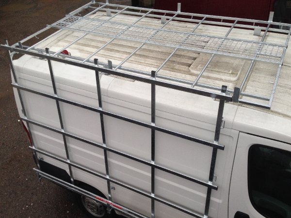 Fiat Ducato L1H1 from Bolton Roof Racks