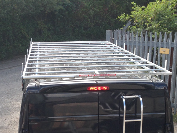 Fiat Ducato L4H2 Roof Rack from Bolton Roof Racks