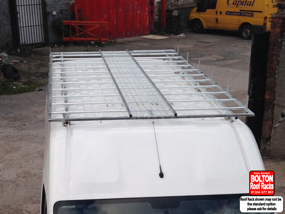 Fiat Ducato L3H2 Roof Rack from Bolton Roof Racks
