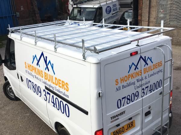 Choose  Roof Racks for a Ford Transit Old Shape MWB Low Roof