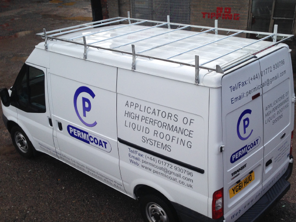Choose  Roof Racks for a Ford Transit Old Shape MWB Medium Roof