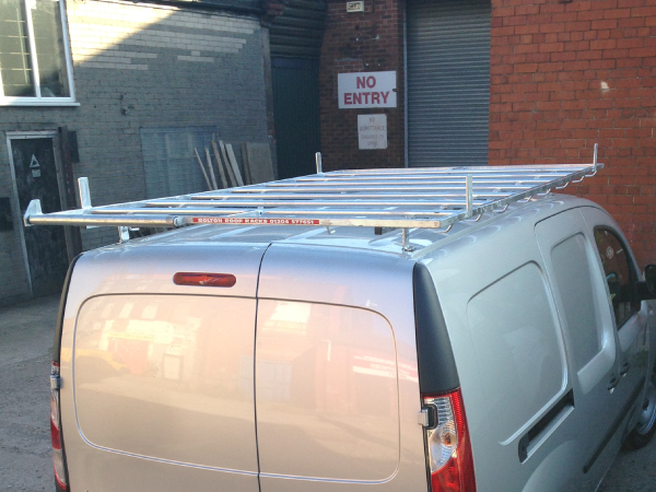 Choose  Roof Racks for a Mercedes Citan ELWB Wheelbase