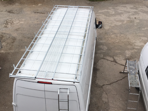 Choose  Roof Racks for a Mercedes Sprinter ELWB Wheelbase