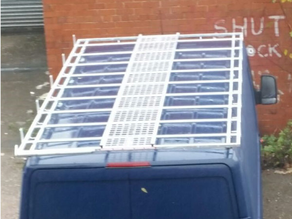Choose  Roof Racks for a Mercedes Sprinter SWB Wheelbase Low Roof