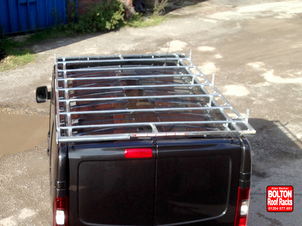 Nissan NV300 LWB Roof Rack from Bolton Roof Racks
