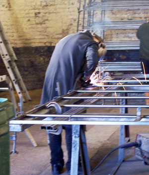Wigan Roof Rack Manufactuers Process
