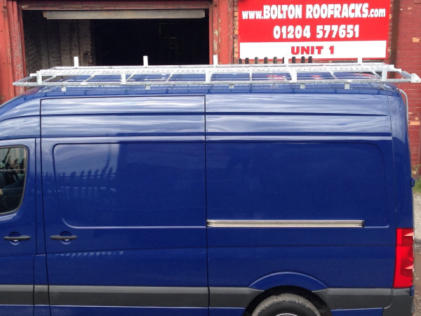 Choose  Roof Racks for a Volkswagen Crafter SWB High Roof